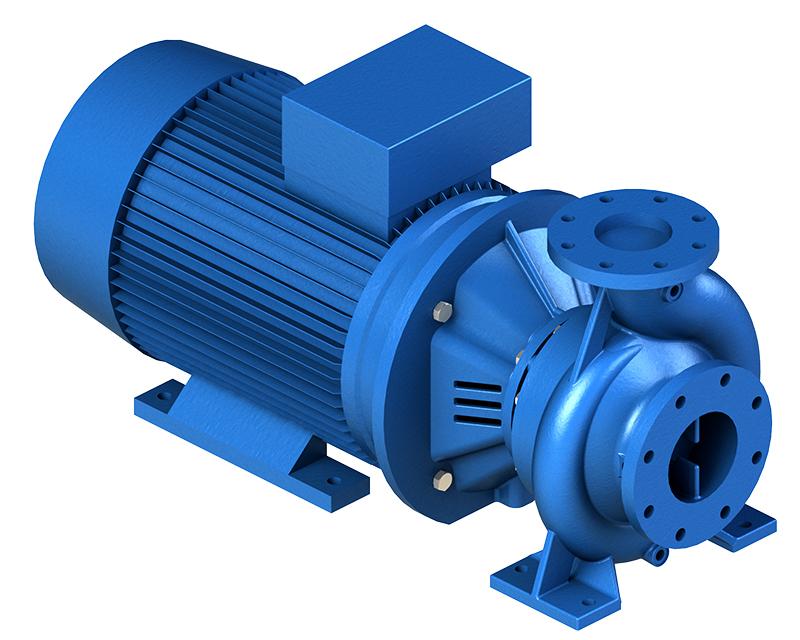 Pompes centrifuges monobloc Série ALFA M